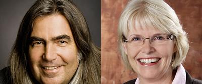 Thomas Künne und Dr. med. Patricia Nischwitz